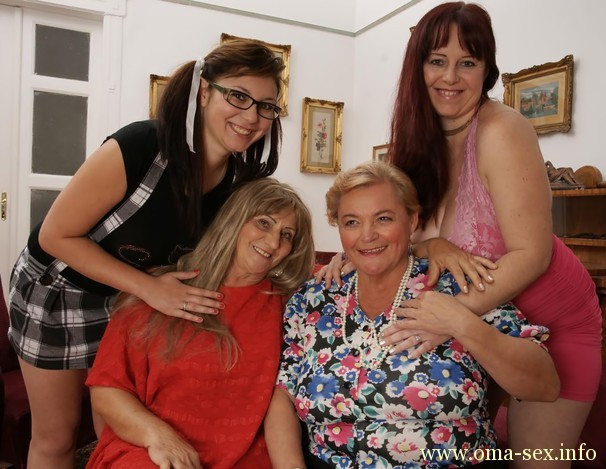 Milf-party in