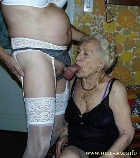 Sorry, omas beim sex all