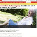 Oma Elfriede: Mit 79 hatte ich den ersten Orgasmus