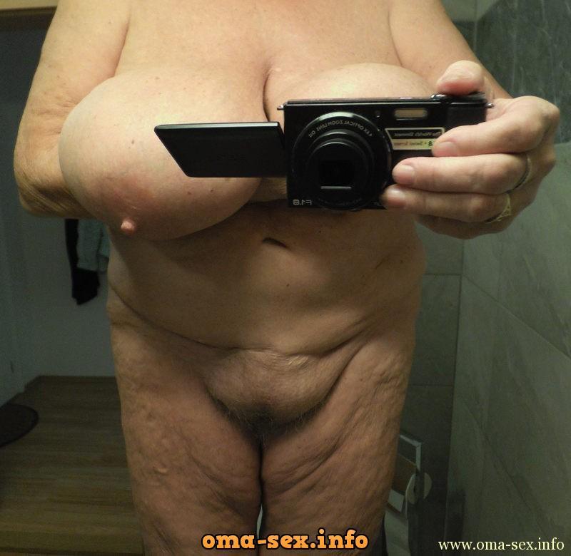 Sex mit Uromas