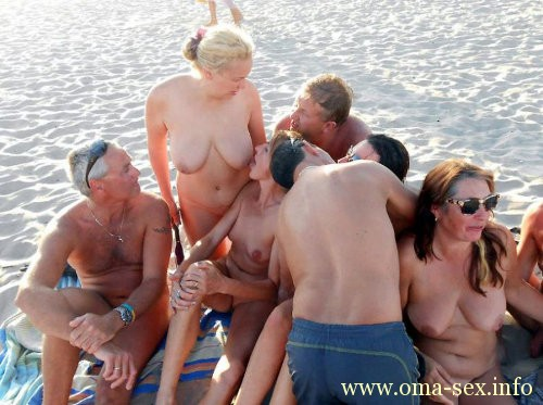 fkk Swinger Party