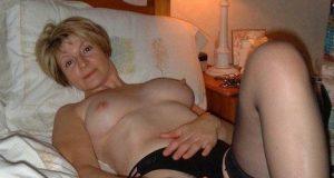 Oma sucht Sexkontakte