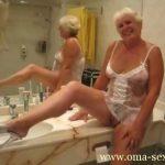 High Heels Oma aus Berlin sucht Omaficker