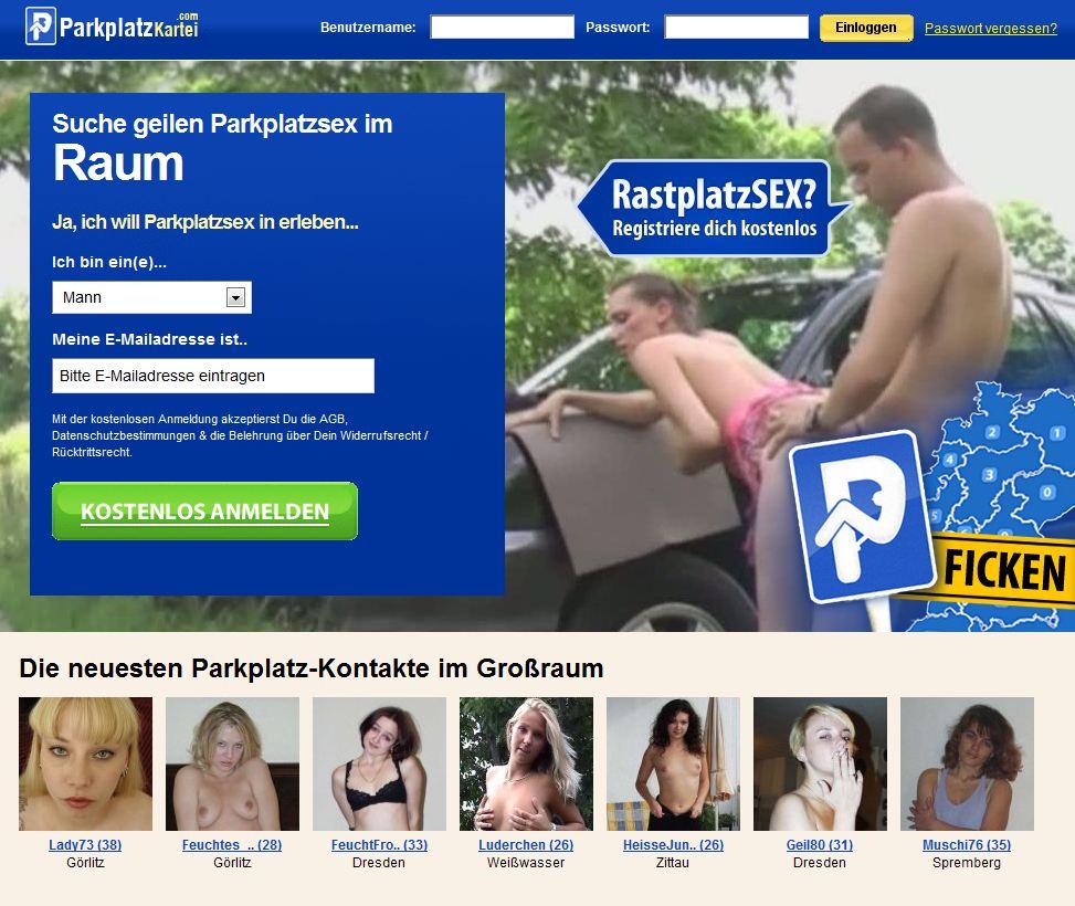 Parkplatz kostenlose Sex Treffen