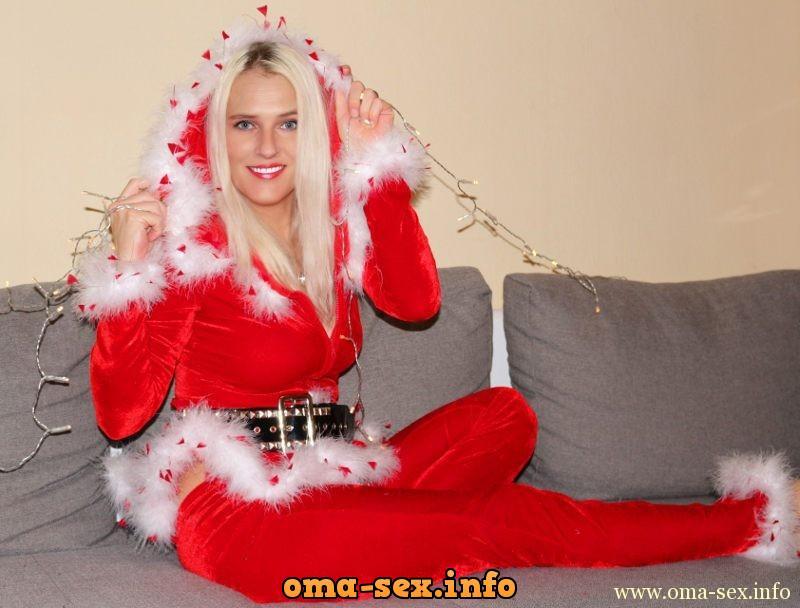 sexy Weihnachtsgirl